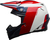 Bell-moto-9-flex-dirt-helmet-division-matte-gloss-white-blue-red-left