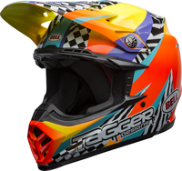 Bell-moto-9-mips-dirt-helmet-tagger-breakout-gloss-orange-yellow-front-left