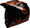 Bell-mx-9-adventure-mips-dirt-helmet-dash-gloss-black-red-white-front-left
