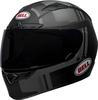 Bell-qualifier-dlx-mips-street-helmet-torque-matte-black-gray-front-left