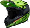 Bell-moto-9-youth-mips-dirt-helmet-glory-matte-green-black-infrared-front-left