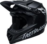 Bell-moto-9-youth-mips-dirt-helmet-fasthouse-matte-black-white-front-left