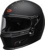 Bell-eliminator-culture-helmet-vanish-matte-black-red-clear-shield-front-left