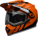 Bell-mx-9-adventure-snow-mips-electric-shield-helmet-dash-gloss-black-flo-orange-front-left