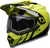Bell-mx-9-adventure-snow-mips-electric-shield-helmet-dash-gloss-black-flo-yellow-front-left