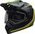 Bell-mx-9-adventure-snow-dual-shield-helmet-switchback-matte-black-flo-green-front-left