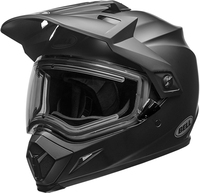 Bell-mx-9-adventure-snow-electric-shield-helmet-matte-black-front-left
