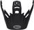 Bell-mx-9-adventure-visor-spare-part-matte-black-top