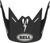 Bell-moto-9-youth-visor-spare-part-fasthouse-matte-black-white-top