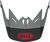 Bell-moto-9-youth-visor-spare-part-glory-matte-black-gray-crimson-top