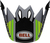 Bell-mx-9-visor-spare-part-pro-circuit-replica-20-gloss-black-green-top