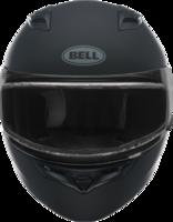 Bell-qualifier-snow-dual-shield-helmet-matte-black-front