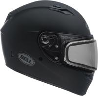 Bell-qualifier-snow-dual-shield-helmet-matte-black-right