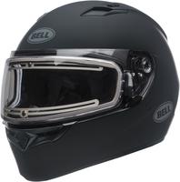 Bell-qualifier-snow-electric-shield-helmet-matte-black-front-left