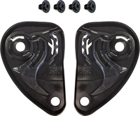 Bell-clickrelease-shield-hinge-plates-spare-part-black