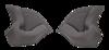 Schuberth Cheek Pads for M1 Pro Helmets