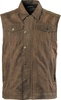 Ramone_perforated_waxed_cotton_vest_ranger