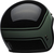 Bell-custom-500-culture-helmet-streak-gloss-black-green-back-right
