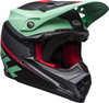 Bell-moto-9-mips-dirt-helmet-prophecy-matte-green-infrared-black-front-right
