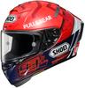 Shoei X-14 Marquez 6 Helmet