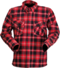 Z1R Duke Plaid Flannel Shirt