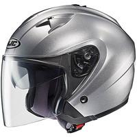 Is-33_helmet_silver