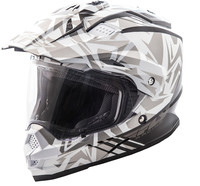 FLY RACING TREKKER Street//Trail Helmets DOT Adult Helmet