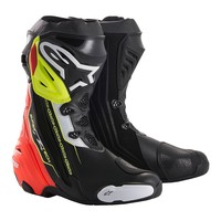 Supertech_r_boot_black_red_yellow_fluo