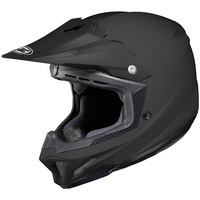 Hjc-cl-x7-solid-matte-black-side