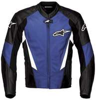 be34d333a Alpinestars Stage Perforated Leather Motorcycle Jacket ...