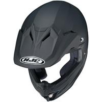 Hjc-cl-xy2-solid-matte-black-top