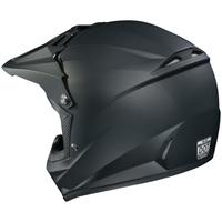 Hjc-cl-xy2-solid-matte-black-rear