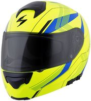 Exo-gt3000_sync_matte_neon_blue_front_ang