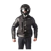 Helite_turtle_airbag_vest_black_front_over_leather