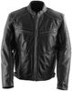 Black Brand Cutthroat Stealth Leather Jacket (Medium Only)