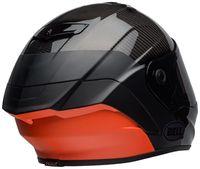Bell-race-star-flex-street-helmet-carbon-lux-matte-gloss-black-orange-back-right