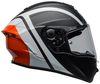 Bell-star-mips-street-helmet-tantrum-matte-gloss-black-white-orange-right-2