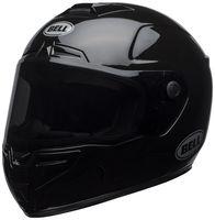Bell-srt-street-helmet-gloss-black-front-left