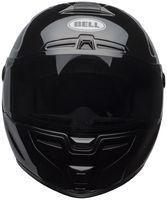 Bell-srt-street-helmet-gloss-black-front