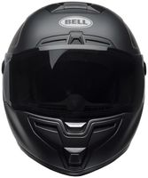 Bell-srt-street-helmet-matte-black-front