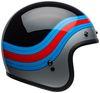 Bell-custom-500-culture-helmet-pulse-gloss-black-blue-red-right