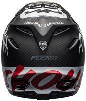 Bell-moto-9-flex-dirt-helmet-fasthouse-wrwf-gloss-black-white-red-back