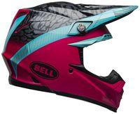 Bell-moto-9-mips-dirt-helmet-chief-matte-gloss-black-pink-blue-right