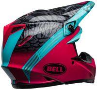 Bell-moto-9-mips-dirt-helmet-chief-matte-gloss-black-pink-blue-back-right