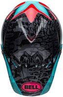 Bell-moto-9-mips-dirt-helmet-chief-matte-gloss-black-pink-blue-top