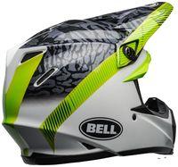 Bell-moto-9-mips-dirt-helmet-chief-matte-gloss-black-white-green-back-right