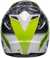 Bell-moto-9-mips-dirt-helmet-chief-matte-gloss-black-white-green-back