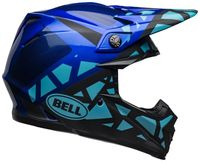 Bell-moto-9-mips-dirt-helmet-tremor-matte-gloss-blue-black-right