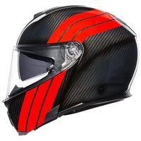 Agv_sport_modular_carbon_stripes_helmet_black_red