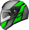 Schuberth C3 Pro Echo Helmets